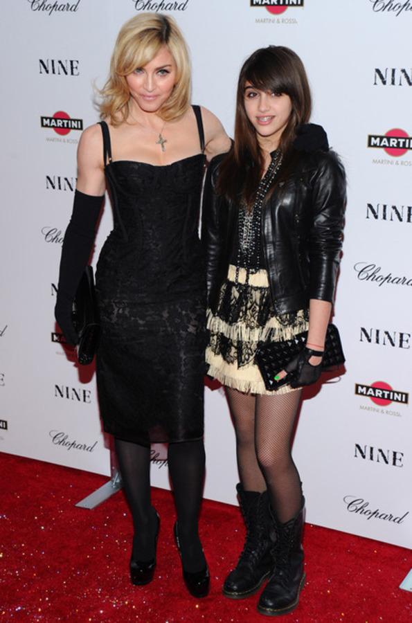 Новую линию одежды Мадонны обвиняют в сексуализации ...
