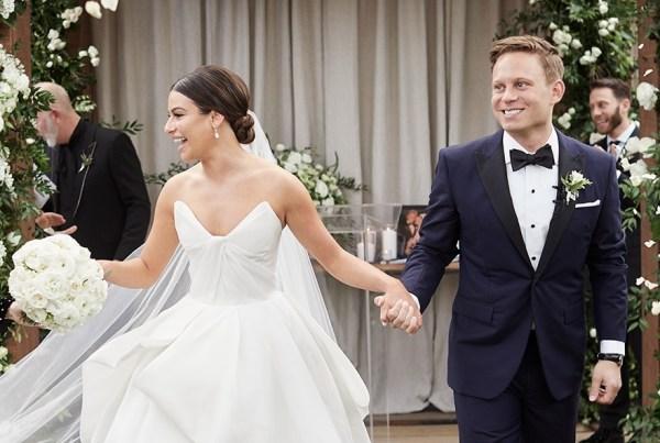 Звезда «Хора» Лиа Мишель вышла замуж: первое фото со свадьбы