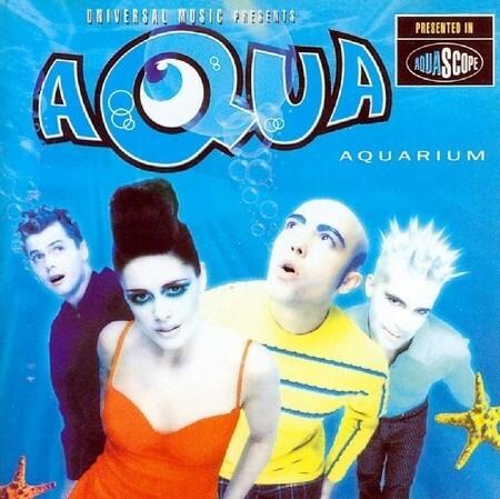Новая песня от группы AQUA