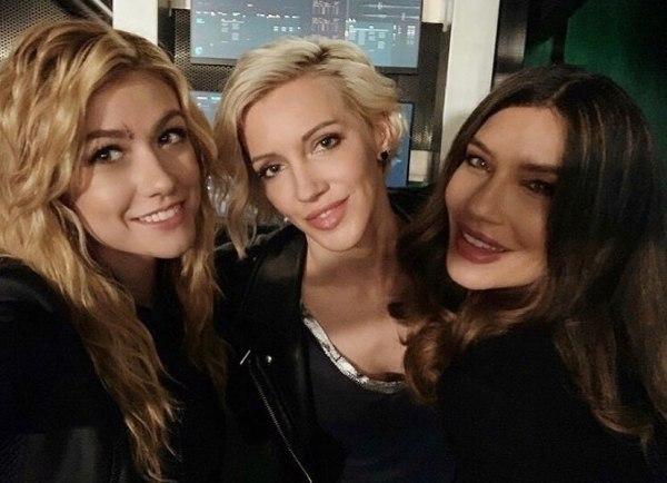 Сериал «Стрела» получит «женский» спин-офф про Канареек