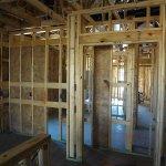 Kitchen/bedroom partial insulation