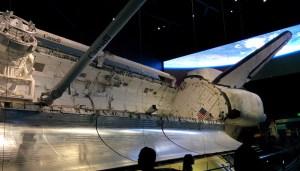 Atlantis cargo bay