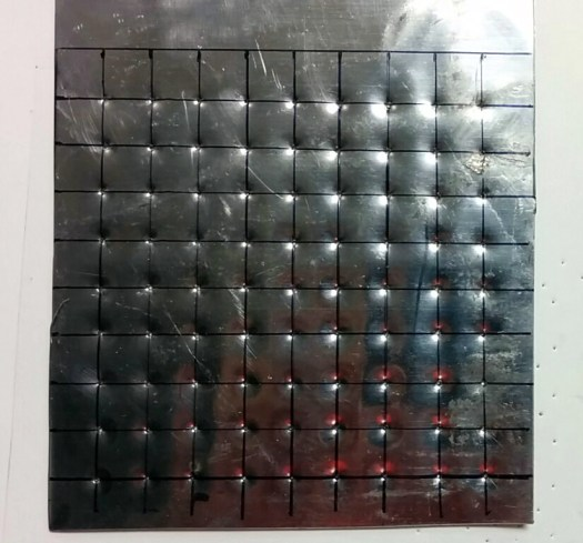 Pinhole Grid