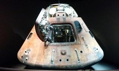 Apollo 14 command module