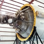 Saturn V third stage engine