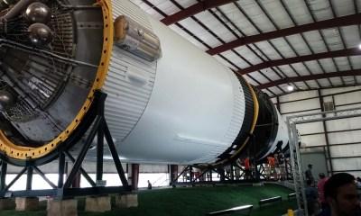 Saturn V third stage