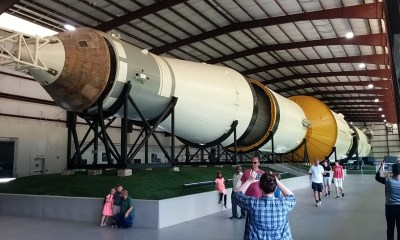 Saturn V at Rocket Park