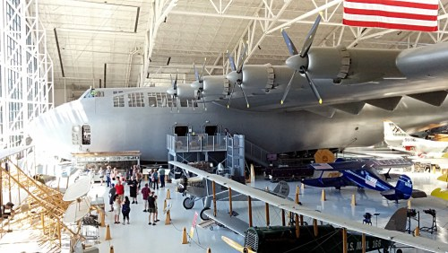 H-4 Flying Boat (Spruce Goose)