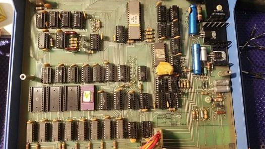 Altair 680 main board