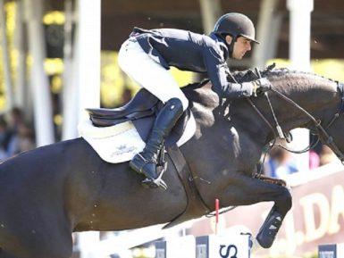 Marlon Zanotelli no Global Champions