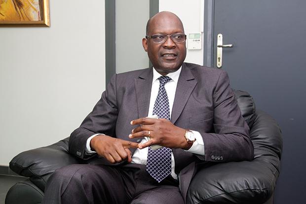 Adama Ndiaye, Président de la Fédération des Sociétés d'assurances de Droit national africaines (FANAF)