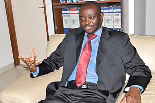 Pierre Ndiaye, Directeur de la Prévision et des Etudes Economiques