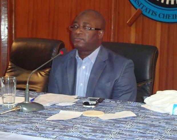 Birahim Seck, membre Conseil d'Administration du Forum Civil