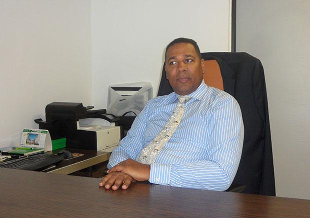 Laurent Basque, Directeur Général de la BOA Sénégal