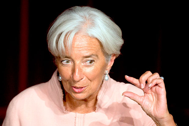 Christine Lagarde (FMI)