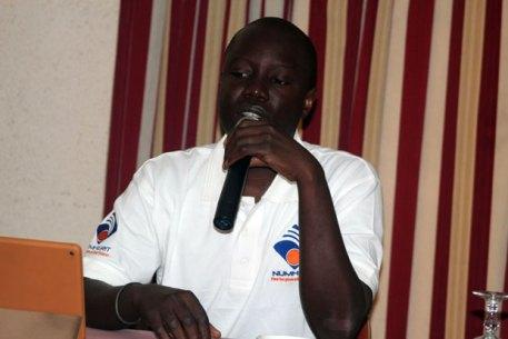Mamadou Touré,DG-NUMHERIT