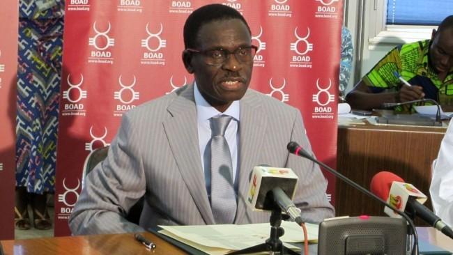 Christian Adovelandelome,  Président du Conseil d'administration de la BOAD