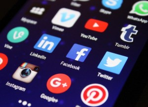 social media apps on smartphone - Privacy Primer: 4 Key Things to Know About Protecting Your Privacy Online
