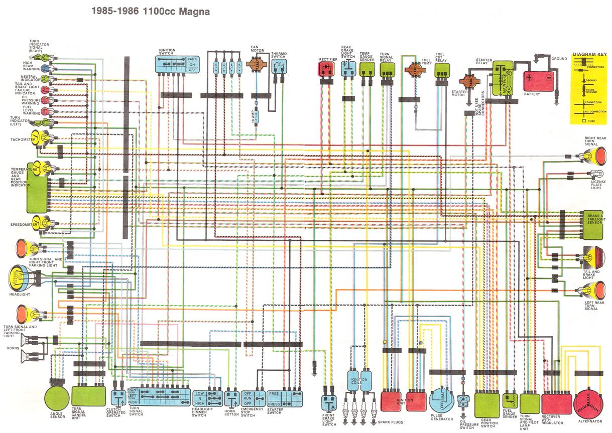 Fine Wire Diagram 1985 Yamaha Virago Basic Electronics Wiring Diagram Wiring Digital Resources Operpmognl