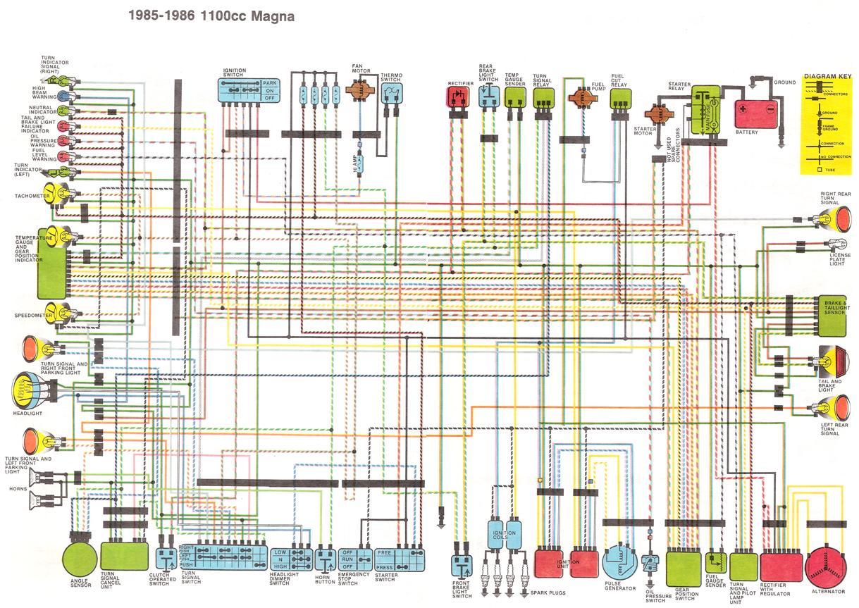Yamaha Radian Wiring Diagram