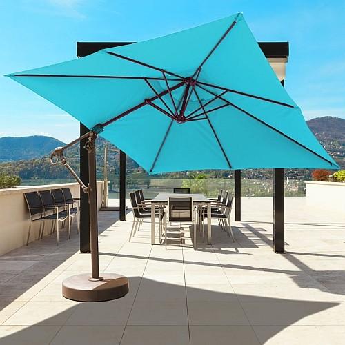 large patio umbrellas large market