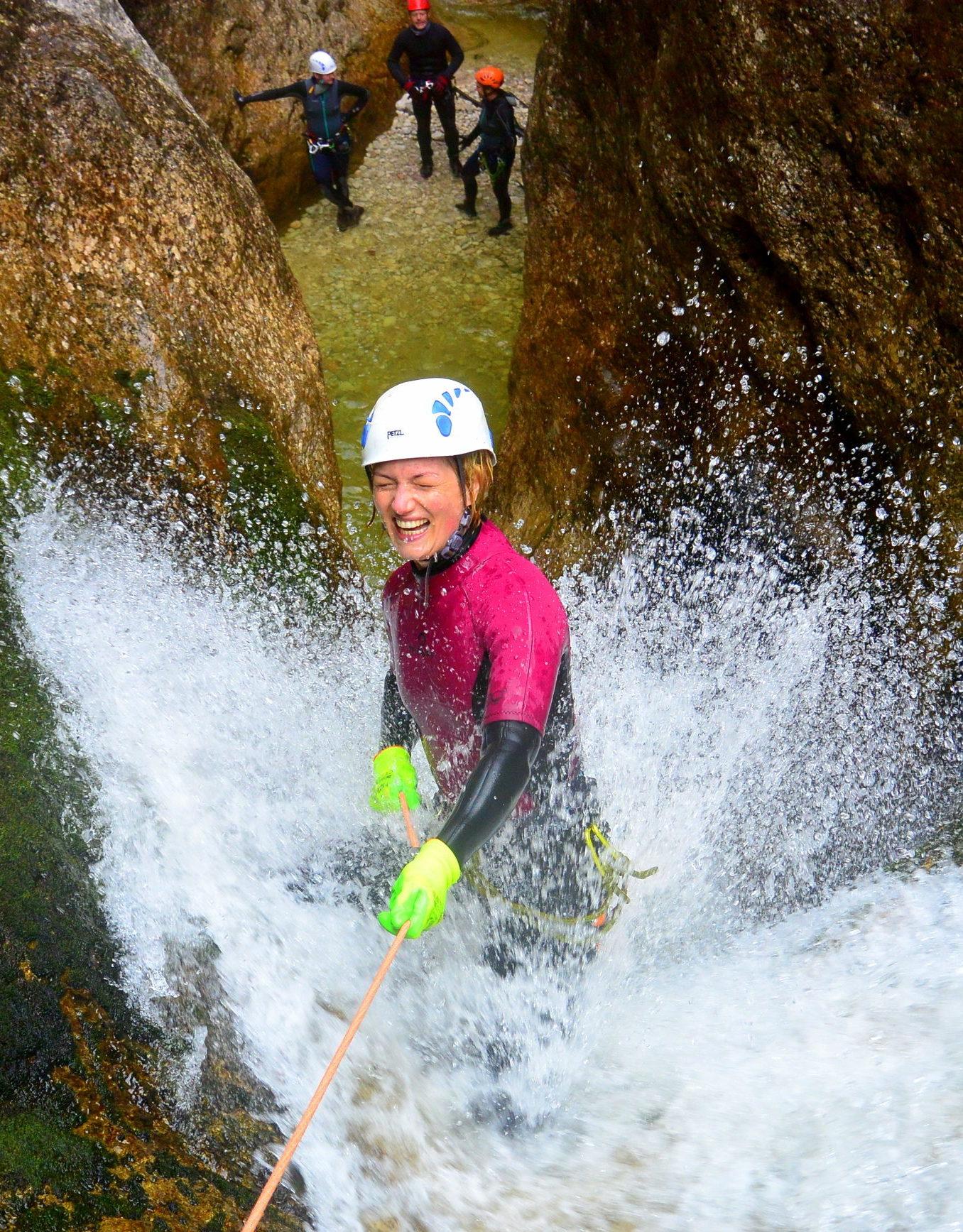 Intro kanioninowe – Austria