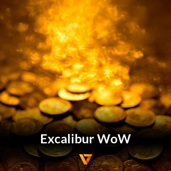 Gold for Excalibur WoW - The Burning Crusade Private Server - V7Gaming