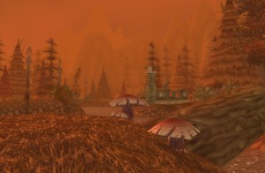 Northdale in the Easter Plaguelands, near the Light's Hope Chappel