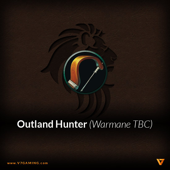 warmane-outland-hunter