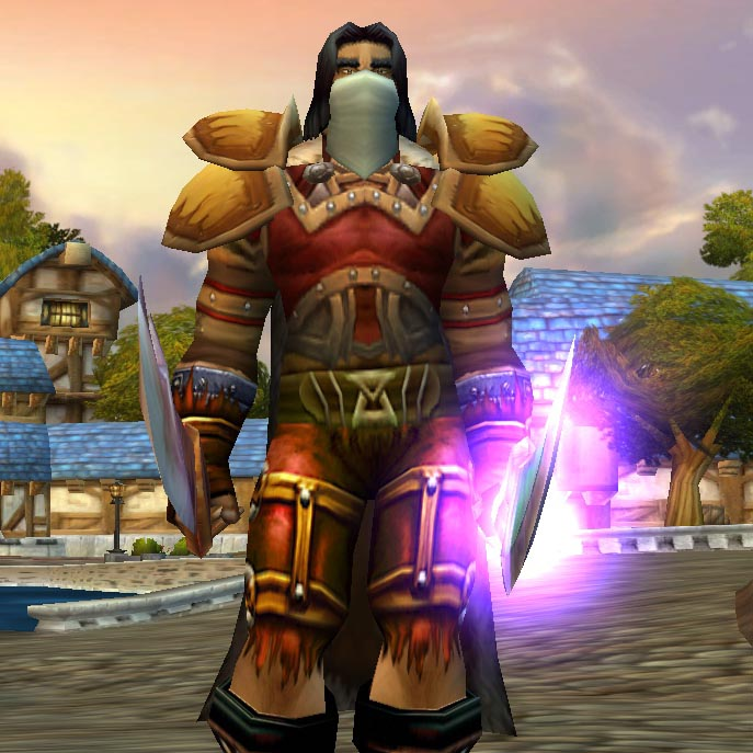Human male Rogue Level 60 – Northdale Light's Hope Classic WoW