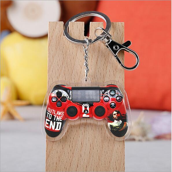 Red Dead Redemption 2 PS4 Controller Keychain