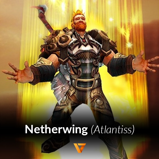 Buy Powerleveling for Atlantiss.eu TBC - Netherwing x1 Server