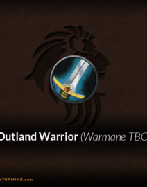 warmane-outland-warrior