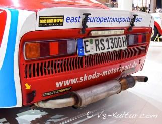 Skoda 200 RS (Heck)