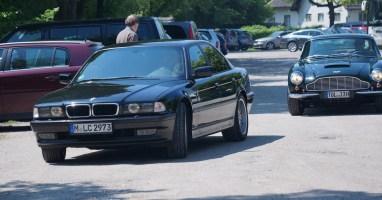 BMW 7er E38 & Aston Martin DB6