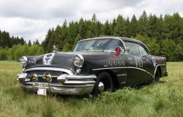 Rockig, dieser Buick.