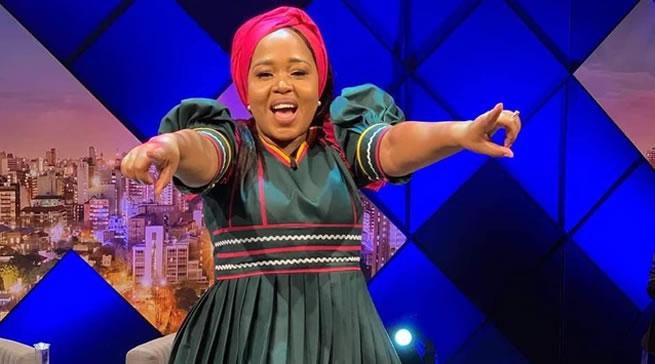 Gospel star Winnie Mashaba dumps her husband of 16-years