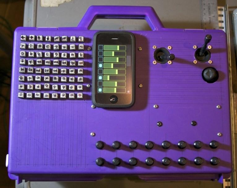 Visuals Controller prototype