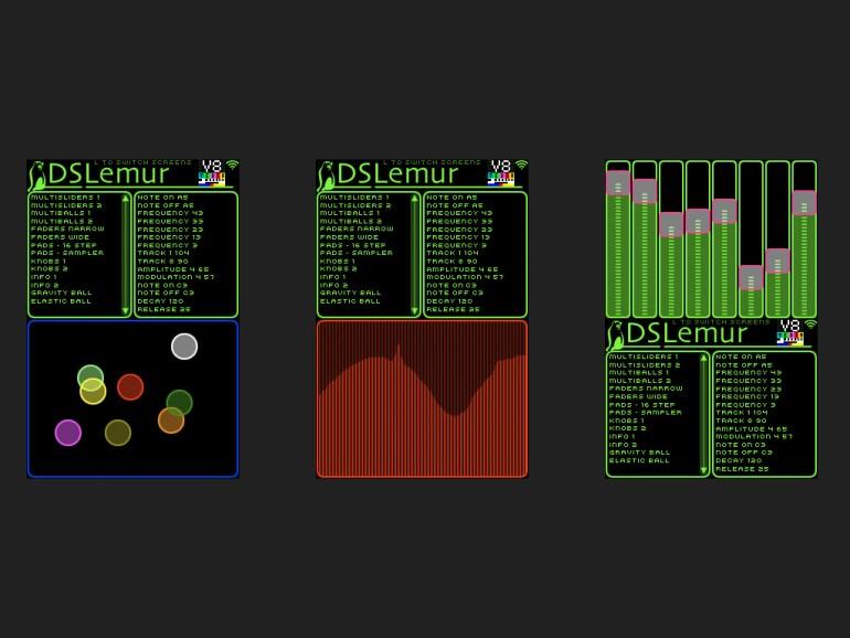 Screens 2