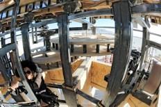 Climbing the ladder through the gears
