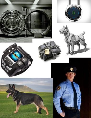 Security Moodboard