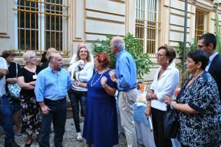 Burzi, Betta de Il Rifugio Rapallo, il Sindaco G. Costa