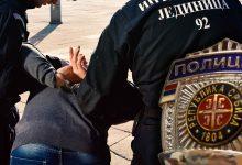 Photo of Pripadnici Ministarstva unutrašnjih poslova u Valjevu uhapsili su M. M. (1997) iz Uba, zbog postojanja osnova sumnje da je izvršio krivično delo ubistvo u pokušaju.