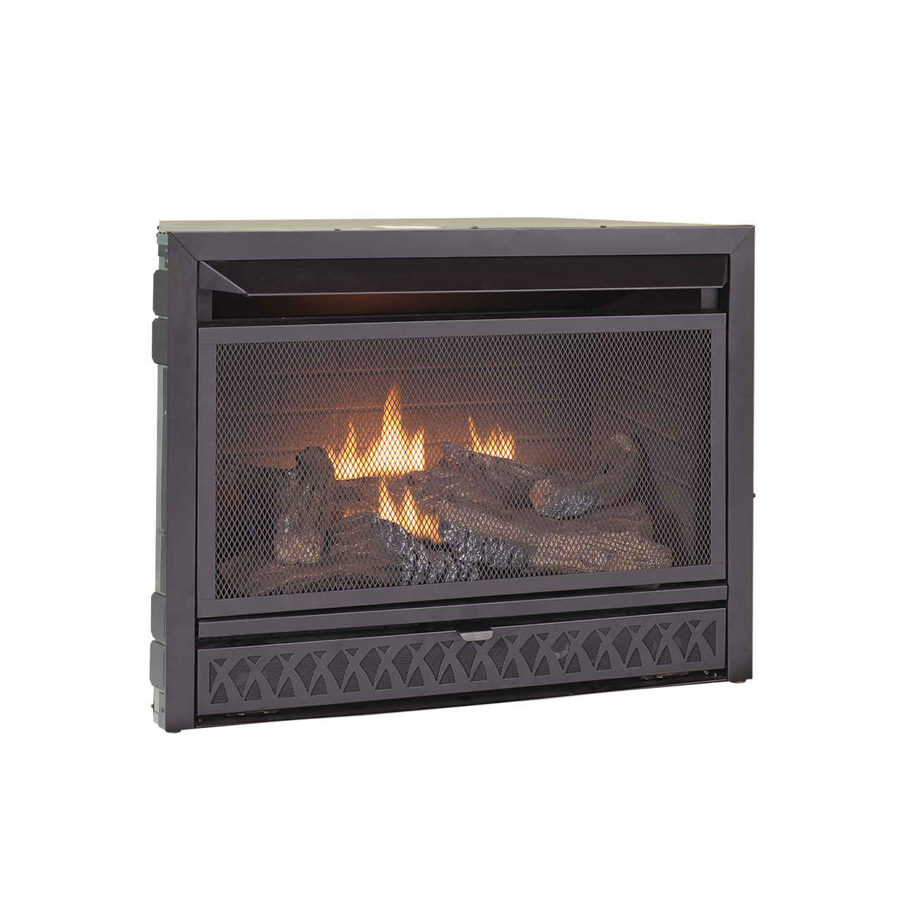 Ventless Fireplace Insert Model Fbd28t