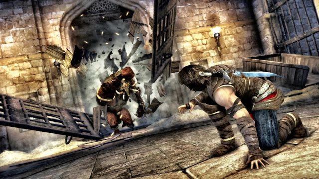 PRINCE OF PERSIA: THE FORGOTTEN SENDS