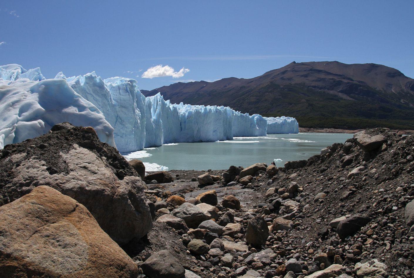 Glaciar perito moreno Calafate