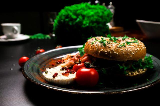 Panecillos (bagels) de jeque