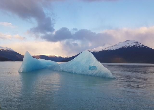 Glaciares alrededor del Lago Argentino