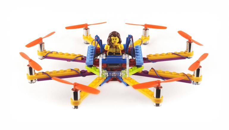 Flybrix Dron Lego