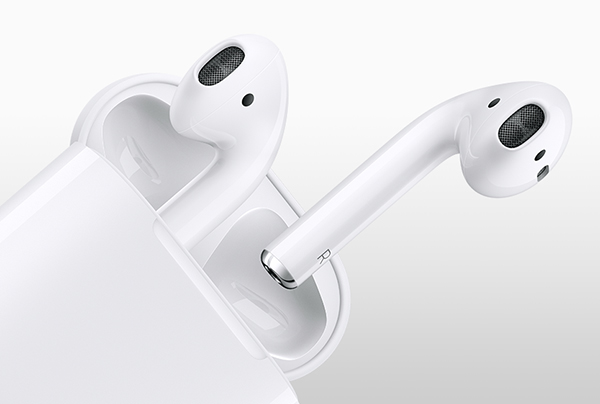 Airpods: auriculares inalámbricos de Apple